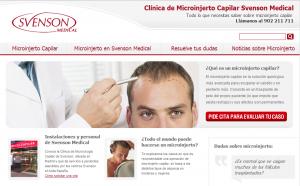Svenson Microenxerto (apenas em espanhol)